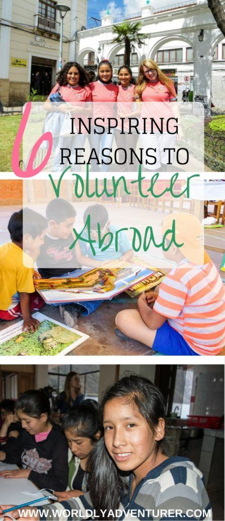 Don't just travel! Learn how volunteering abroad will change the way you see the world!