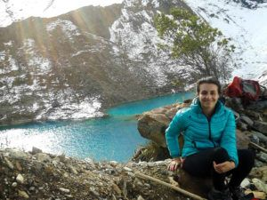 Volunteer Spotlight: Mariasilvia Froio