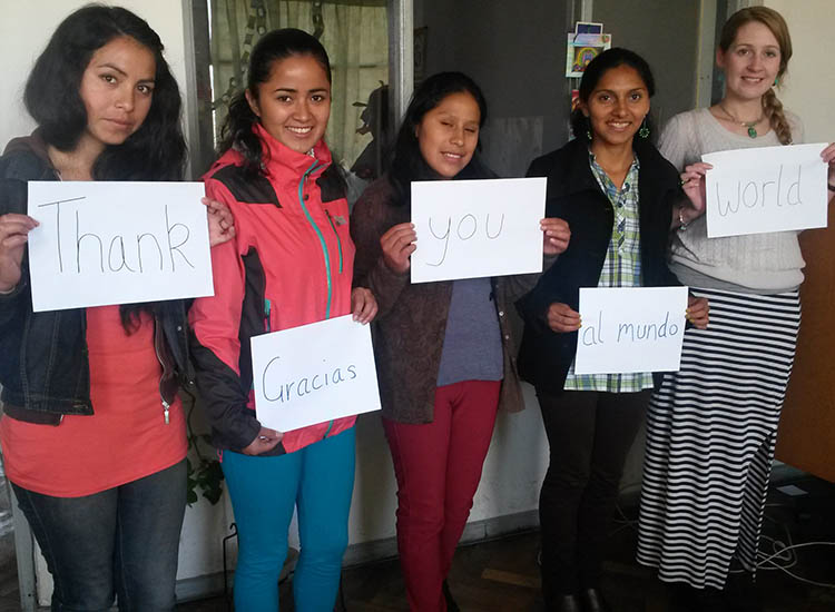 Volunteering For Free in South America