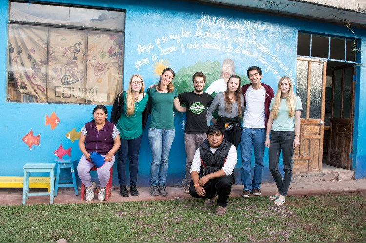 volunteering abroad for a career change