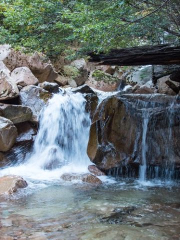 Stunning Patagonian waterfall: planning a trip to Patagonia