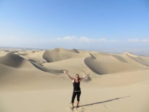 Why I'd Rather Be Sandboarding in Huacachina