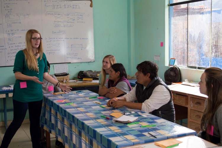 Free volunteering in South America