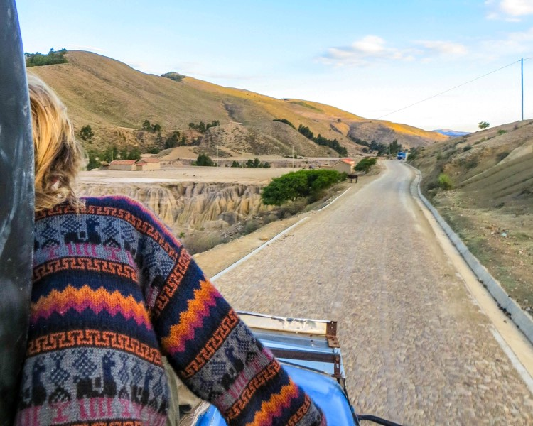 is it ever safe to hitchhike in South America
