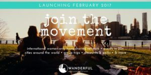 Are You a Kick-Ass Female Traveller? Win A FREE Wanderful Membership!