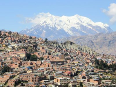 El Dia De Los Peatones: The Day La Paz Fell Silent