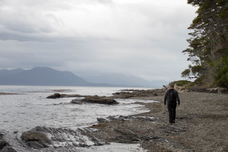 At the end of the road at Cabo Froward, one of the southernmost points of the South American continent and an unmissable part of a Patagonia itinerary for two weeks