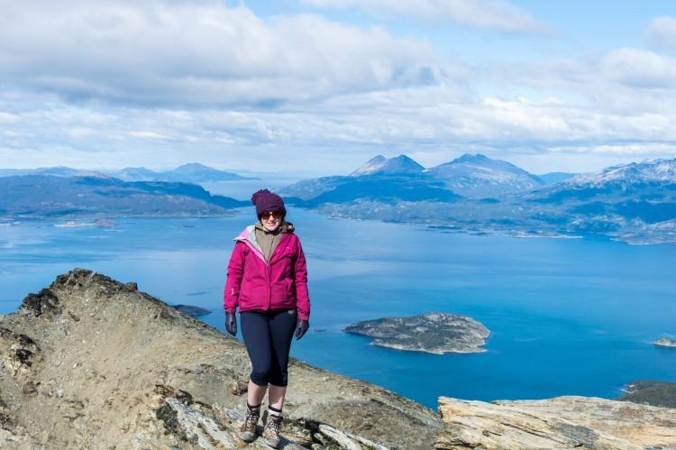 Patagonia backpacking itinerary