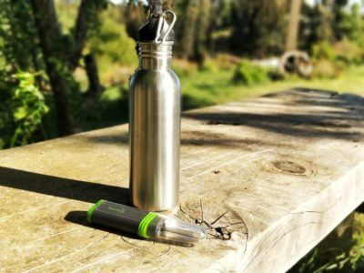 Best Backpacking Water Filter: Steripen Adventurer Review