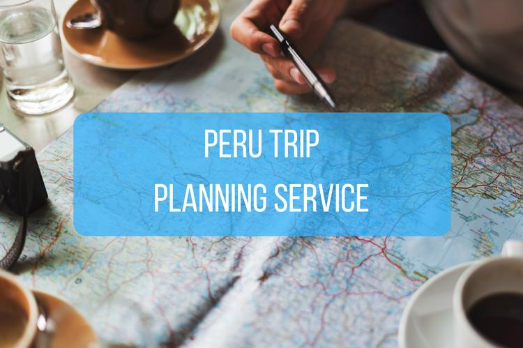 Peru Trip Planning Service