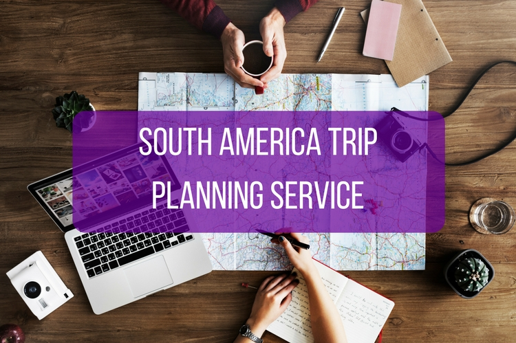 South America Trip Planner Service
