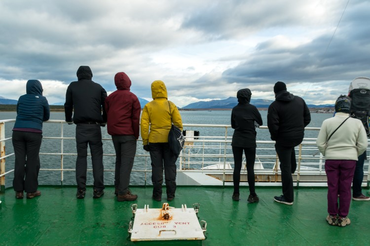 The Navimag Ferry: The Slow Route to Puerto Natales