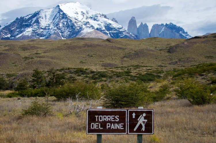 Torres del Paine National Park, a top travel destination in Patagonia.