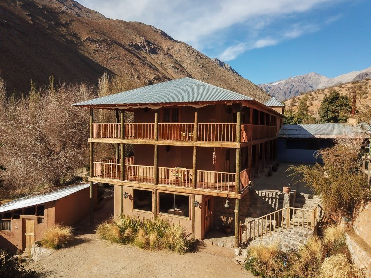 Casona Distante, tucked deep into the heart of the Elqui Valley