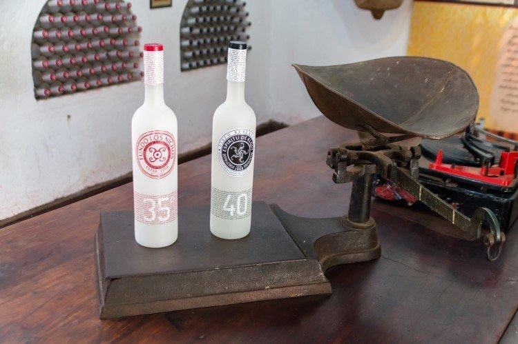 Fundo los Nichos, a pisco distillery seeped in history in the Elqui Valley.