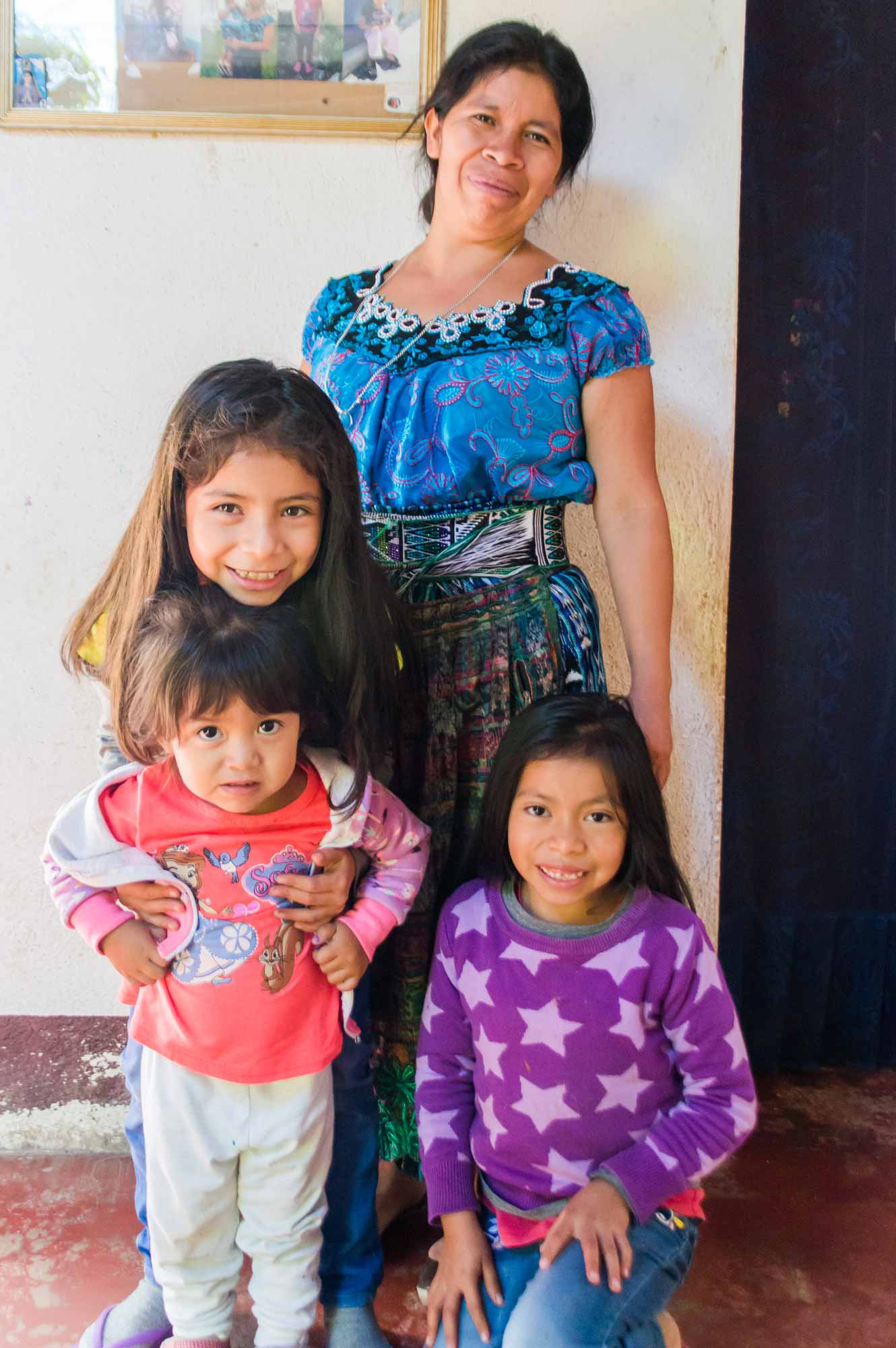 A homestay with a family in the village of San Juan La Laguna near Lago Atitlan Guatemala and a good means of being a more responsible tourist