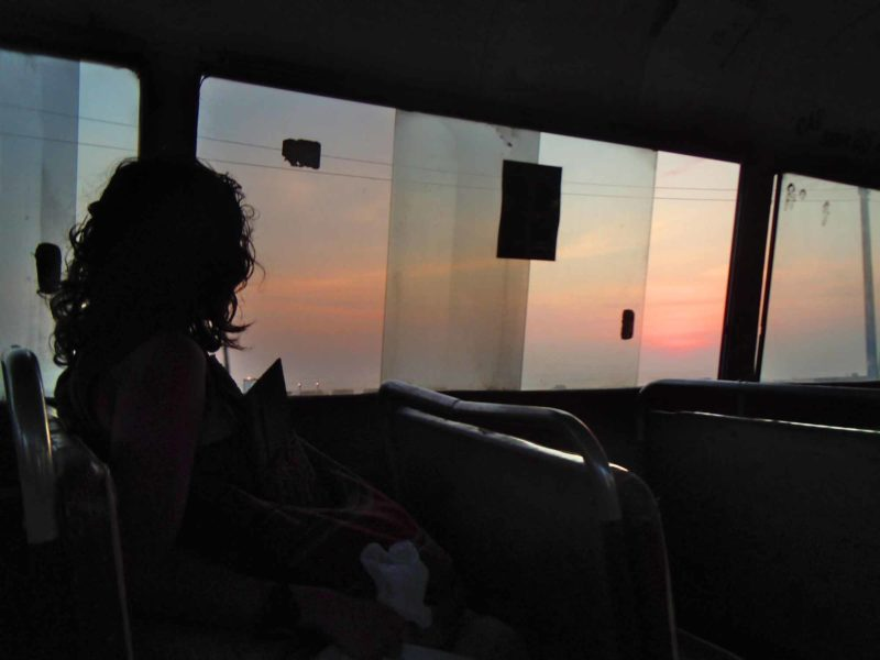 The bus between Trujillo and Huanchaco is the easiest means to get between the city and Huanchaco beach