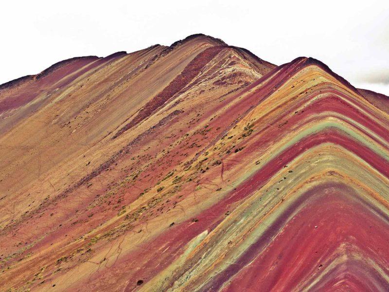 Picture-perfect Rainbow Mountain near Cusco