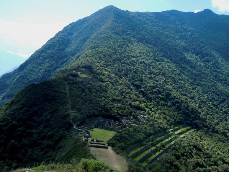 """Choquequirao, the """"other"""" Machu Picchu and an unmissable place to visit in Peru"""