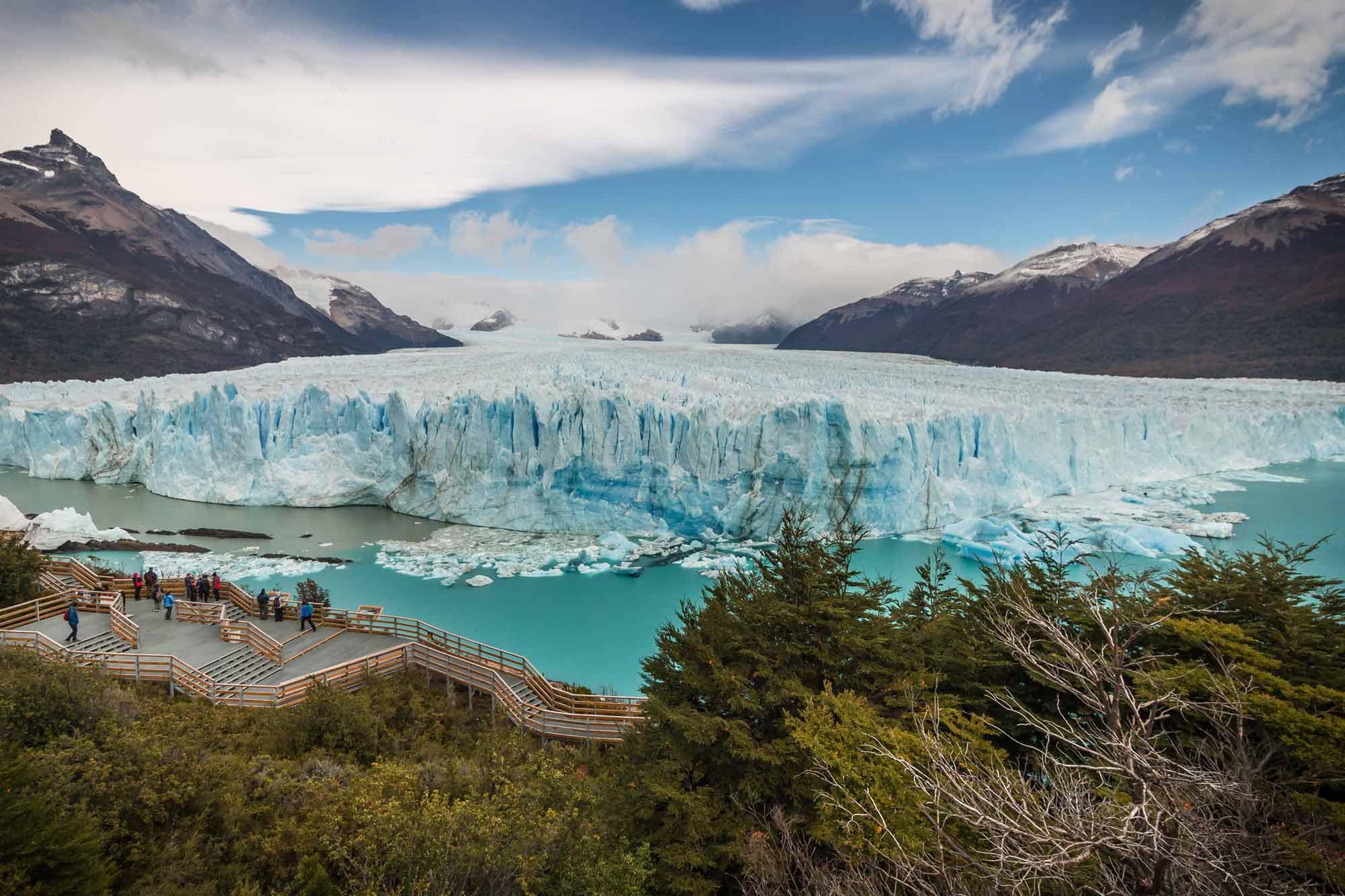 argentine glacier