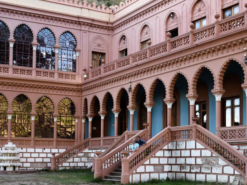 Bolivia Sucre Castillo de La Glorieta