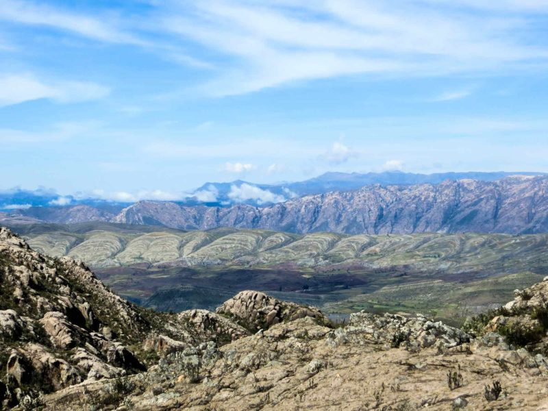 Bolivia Sucre Maragua Crater is great for hiking