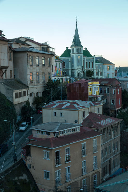 Visiting the Concepcion neighborhood is just one thing you can do in Valparaíso.