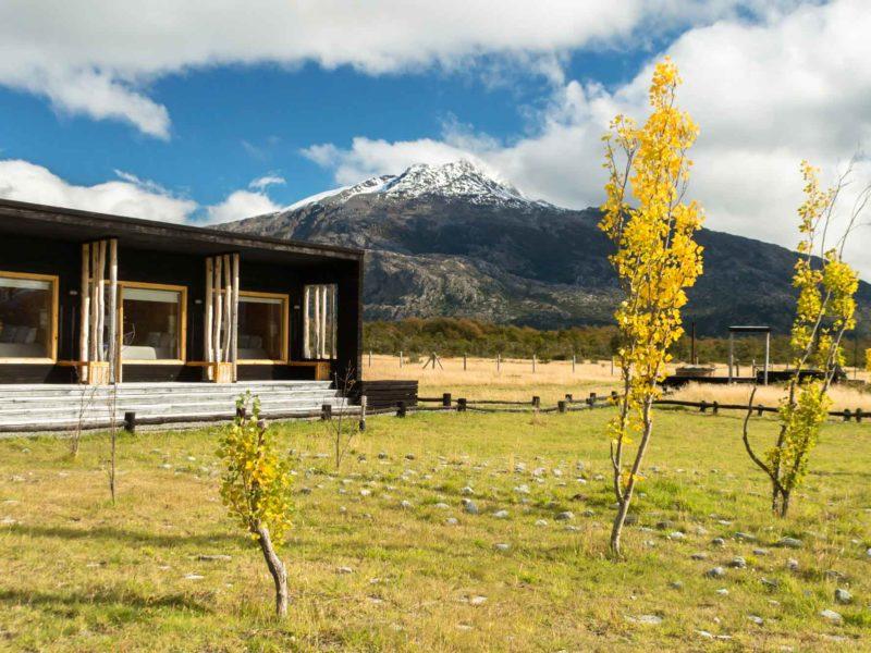 Robinson Crusoe Lodge in Villa O'Higgins, along Chile's Carretera Austral