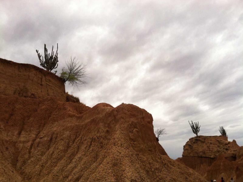 The Tatacoa Desert in Colombia.